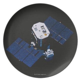Satellite Plate