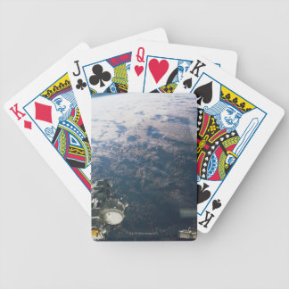 Satellite Reflection Bicycle Playing Cards