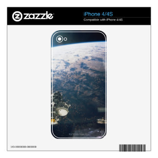 Satellite Reflection Skin For The iPhone 4
