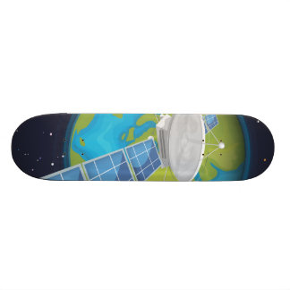 Satellite Skateboard Deck