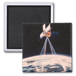 Satellite Triangulation Magnet