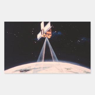 Satellite Triangulation Stickers