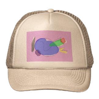 Satellite Trucker Hat