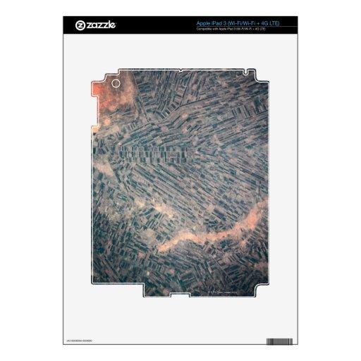 Satellite View 2 iPad 3 Decals