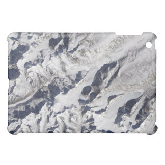 Satellite view of a Himalayan glacier Case For The iPad Mini
