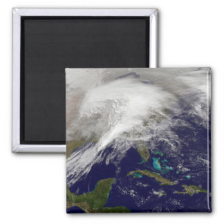 Satellite view of a massive winter storm magnet