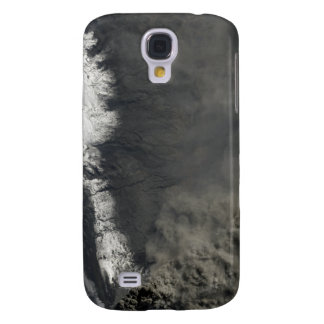 Satellite view of an ash plume 4 samsung s4 case