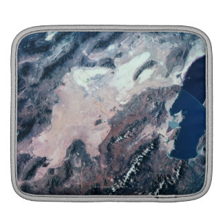 Satellite View of Earth Sleeve For iPads
