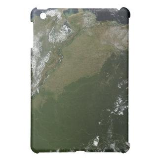 Satellite view of eastern Columbia iPad Mini Case