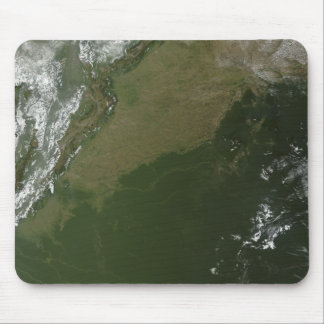 Satellite view of eastern Columbia Mouse Pad