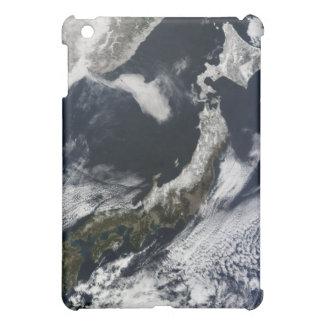 Satellite view of Japan iPad Mini Cases