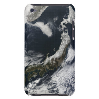 Satellite view of Japan iPod Touch Case-Mate Case