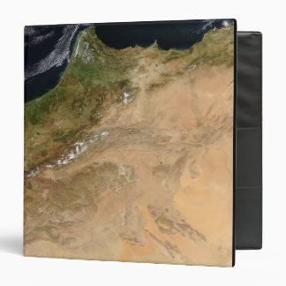 Satellite view of Morocco Vinyl Binders