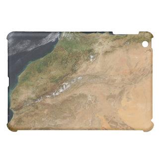 Satellite view of Morocco iPad Mini Case