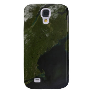 Satellite view of New England Samsung Galaxy S4 Cover