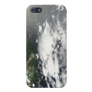 Satellite view of oil leaking 2 iPhone 5 cases