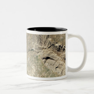 Satellite view of Persepolis Coffee Mug