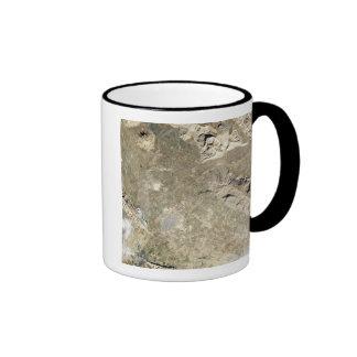 Satellite view of Persepolis Coffee Mugs