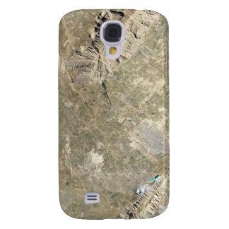 Satellite view of Persepolis Galaxy S4 Case