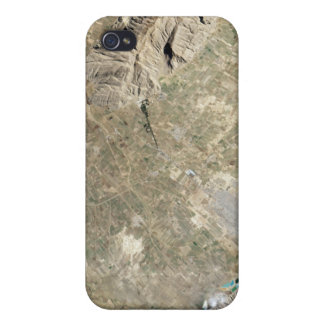 Satellite view of Persepolis iPhone 4/4S Case