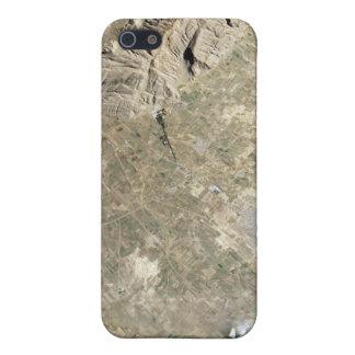 Satellite view of Persepolis iPhone 5 Case