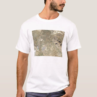 Satellite view of Persepolis T-Shirt