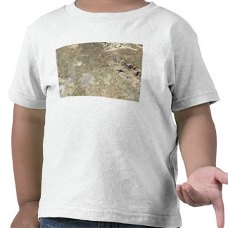 Satellite view of Persepolis T-shirts