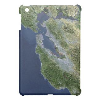 Satellite view of San Francisco, California iPad Mini Cover