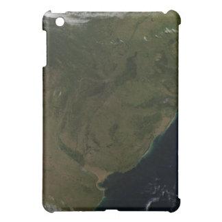 Satellite view of South America iPad Mini Covers