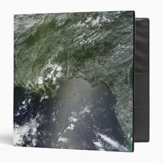 Satellite view of the Gulf of Mexico 2 3 Ring Binder