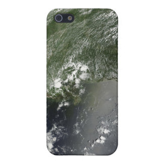 Satellite view of the Gulf of Mexico 2 Covers For iPhone 5