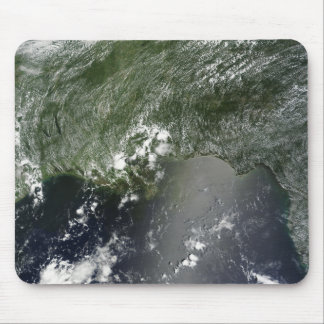 Satellite view of the Gulf of Mexico 2 Mouse Pad