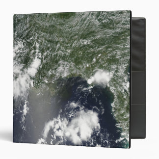 Satellite view of the Gulf of Mexico Binder