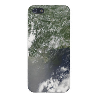 Satellite view of the Gulf of Mexico Cover For iPhone SE/5/5s