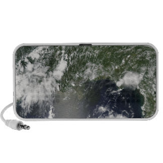 Satellite view of the Gulf of Mexico Speaker