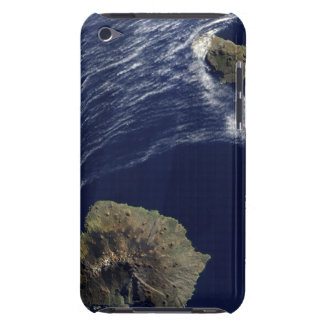 Satellite view of the Prince Edward Islands Barely There iPod Case