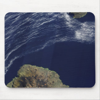 Satellite view of the Prince Edward Islands Mouse Pad