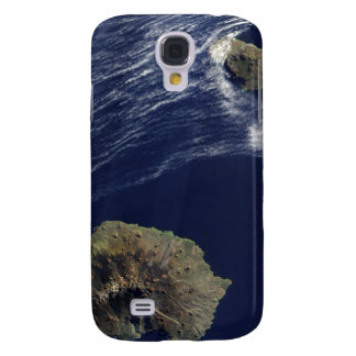 Satellite view of the Prince Edward Islands Samsung Galaxy S4 Cover