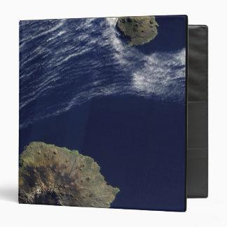 Satellite view of the Prince Edward Islands Vinyl Binders