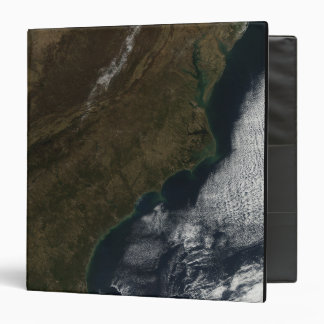 Satellite view of the Southeastern United State Binder