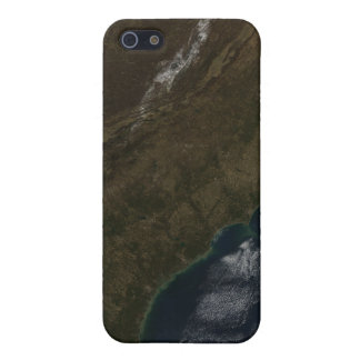 Satellite view of the Southeastern United State Case For iPhone SE/5/5s