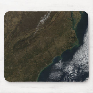 Satellite view of the Southeastern United State Mouse Pad