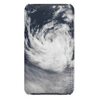 Satellite view of Tropical Depression Blas Case-Mate iPod Touch Case