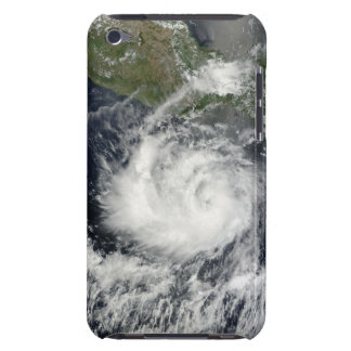 Satellite view of Tropical Storm Darby iPod Touch Case-Mate Case