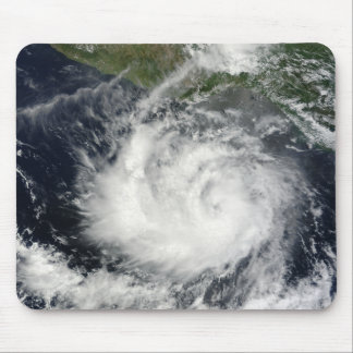 Satellite view of Tropical Storm Darby Mouse Pad