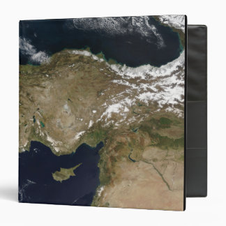 Satellite view of Turkey Vinyl Binder