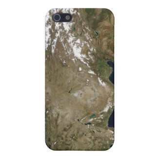 Satellite view of Turkey Cover For iPhone SE/5/5s