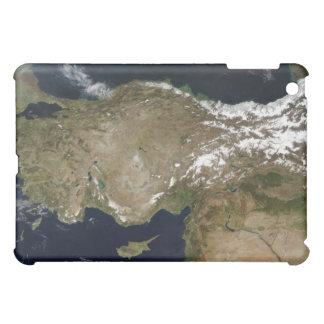 Satellite view of Turkey iPad Mini Cover