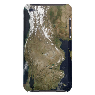 Satellite view of Turkey iPod Case-Mate Case