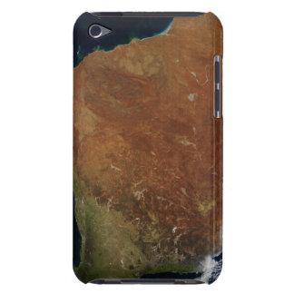 Satellite view of Western Australia iPod Touch Case